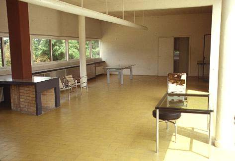 Interni Di Villa Savoye : Le corbusier villa savoye youtube