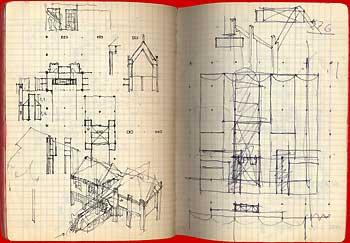 Il taccuino dell'architetto