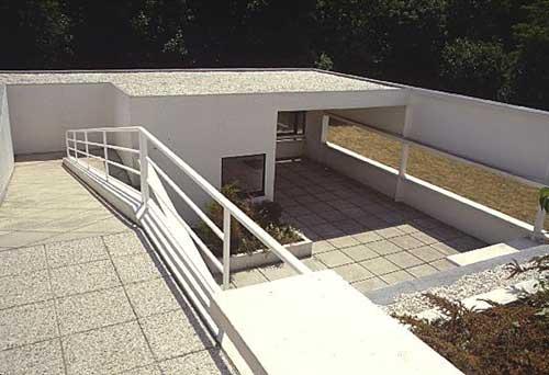 131 - Le corbusier tetto giardino ...