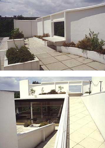 132 - Le corbusier tetto giardino ...