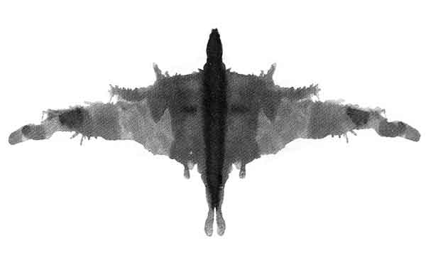 Tavole di rorschach 28 images test di rorschach scena - Test di rorschach tavola 1 ...
