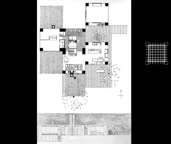 Louis Kahn Adler House